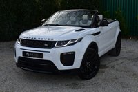 USED 2017 67 LAND ROVER RANGE ROVER EVOQUE 2.0 SI4 HSE DYNAMIC LUX 3d AUTO 237 BHP BLACK PACK