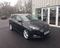USED 2016 16 FORD FOCUS 1.5 TDCI ZETEC NAVIGATOR 120 BHP THIS VEHICLE IS AT SITE 1 - TO VIEW CALL US ON 01903 892224