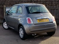 USED 2010 59 FIAT 500 1.2 POP 3d 69 BHP