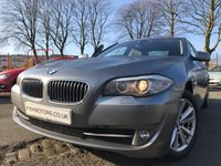 2012 BMW 5 SERIES 2.0 520D SE 4d 181BHP £7990.00