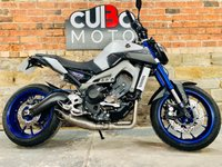 USED 2015 15 YAMAHA MT-09 847cc Akrapovic Exhaust