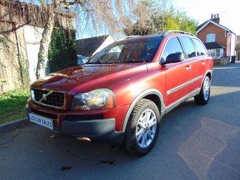 2005 VOLVO XC90 2.4 D5 SE AUTOMATIC AWD  £4990.00