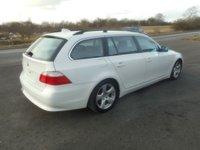 USED 2009 59 BMW 5 SERIES 3.0 530D AC TOURING 5d 232 BHP SAT NAV