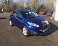 USED 2015 15 FORD FIESTA 1.0 TITANIUM ECOBOOST AUTOMATIC (100ps) THIS VEHICLE IS AT SITE 2 - TO VIEW CALL US ON 01903 323333