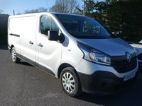 2015 RENAULT TRAFIC LL29 BUSINESS 1.6 DCI 115 BHP £10495.00