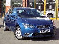 USED 2015 64 SEAT LEON 1.6 TDi SE 5dr (Technology Pack) ** Sat Nav + Full LED Pack **