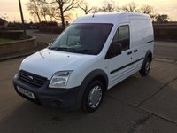 2012 FORD TRANSIT CONNECT 1.8 T230 HR DCB VDPF 1d 89 BHP £5495.00