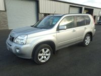 2008 NISSAN X-TRAIL 2.0 AVENTURA DCI 5d 148 BHP LEATHER  £4991.00