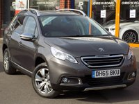 USED 2016 65 PEUGEOT 2008 1.2 PureTech Allure 5dr ETG ** Pan Roof + Bluetooth **