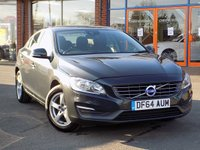 USED 2015 64 VOLVO S60 1.6 D2 Business Edition 4dr ** Sat Nav + Bluetooth **