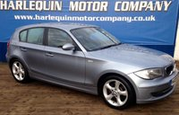 USED 2009 09 BMW 1 SERIES 2.0 118D SPORT 5d 141 BHP