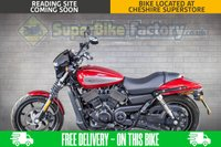 USED 2017 17 HARLEY-DAVIDSON STREET ALL TYPES OF CREDIT ACCEPTED GOOD & BAD CREDIT ACCEPTED, OVER 600+ BIKES IN STOCK