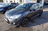 2013 CITROEN DS3 1.6 E-HDI DSTYLE PLUS 3d 90 BHP £5395.00