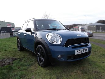 2012 MINI COUNTRYMAN 2.0 COOPER SD 5d 141 BHP £8695.00