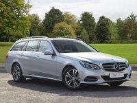 USED 2016 65 MERCEDES-BENZ E CLASS 2.0 E250 SE PREMIUM PLUS 5d AUTO 208 BHP