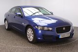 USED 2016 65 JAGUAR XE 2.0 PRESTIGE 4DR 161 BHP 1 OWNER FREE ROAD TAX FULL SERVICE HISTORY FULL JAGUAR SERVICE HISTORY + FREE 12 MONTHS ROAD TAX + HEATED LEATHER SEATS + SATELLITE NAVIGATION + REVERSE CAMERA + BLUETOOTH + PARKING SENSOR + CRUISE CONTROL + CLIMATE CONTROL + DAB RADIO + 17 INCH ALLOY WHEELS