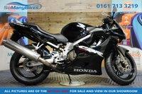 USED 2004 54 HONDA CBR600F CBR 600 F4