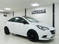 2015 VAUXHALL CORSA 1.4 LIMITED EDITION 3d 89 BHP £7280.00
