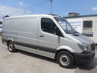 USED 2014 64 MERCEDES-BENZ SPRINTER 313 CDI MWB LOW ROOF, 130 BHP [EURO 5]