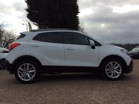 """USED 2016 16 VAUXHALL MOKKA 1.4 EXCLUSIV 5d AUTO 138 BHP 1 OWNER, 18"""" ALLOYS, NEW MOT, CLIMATE CONTROL, PARKING SENSORS, 3 VAUXHALL SERVICE STAMPS, SPARE KEY"""