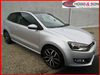 2014 VOLKSWAGEN POLO 1.2 TDI  MATCH EDITION 3dr  **UPGRADED ALLOYS & PRIVACY GLASS** £6995.00