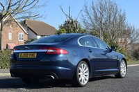USED 2010 59 JAGUAR XF 3.0 V6 PREMIUM LUXURY 4d AUTO 240 BHP