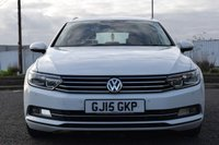 USED 2015 15 VOLKSWAGEN PASSAT 2.0 SE TDI BLUEMOTION TECHNOLOGY DSG 5d AUTO 148 BHP