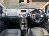 USED 2010 FORD FIESTA 1.4 ZETEC 16V 5d AUTO 96 BHP