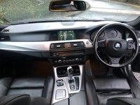 USED 2011 BMW 5 SERIES 2.0 520D M SPORT 4d AUTO 181 BHP