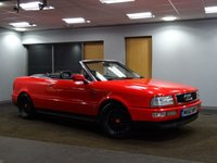 USED 1995 AUDI CABRIOLET 2.0 E 2d 114 BHP+++FULL SERVICE HISTORY+++