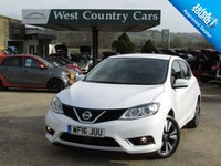 USED 2016 16 NISSAN PULSAR 1.2 TEKNA DIG-T XTRONIC 5d AUTO 115 BHP 1 Private Owner From New