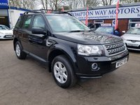 USED 2012 62 LAND ROVER FREELANDER 2.2 TD4 GS 5d 150 BHP 0%  FINANCE AVAILABLE ON THIS CAR PLEASE CALL 01204 393 181