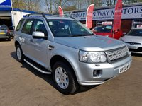 USED 2011 60 LAND ROVER FREELANDER 2.2 SD4 XS 5d AUTO 190 BHP 0%  FINANCE AVAILABLE ON THIS CAR PLEASE CALL 01204 393 181