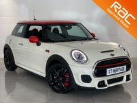 2016 MINI HATCH JOHN COOPER WORKS JCW [Switchable Exhaust][H/K] £16397.00