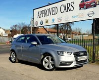 USED 2015 64 AUDI A3 2.0 TDI SPORT 3d 148 BHP 0% Deposit Plans Available even if you Have Poor/Bad Credit or Low Credit Score, APPLY NOW!