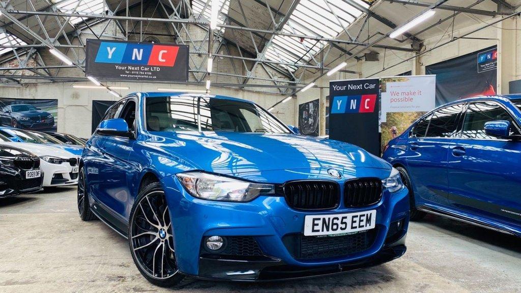 USED 2016 65 BMW 3 SERIES 3.0 335d M Sport Auto xDrive (s/s) 4dr PERFORMANCEKIT+20S+HTDLTHR