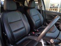 USED 2017 67 VAUXHALL MOKKA X 1.6 CDTi Elite Nav SUV (s/s) 5dr Nav, Leather, P-Sensors