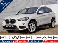 USED 2018 67 BMW X1 2.0 SDRIVE18D SE 5d AUTO 148 BHP 30 POUND TAX SAT NAV P/SENSORS