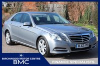 2012 MERCEDES-BENZ E CLASS 2.1 E220 CDI BLUEEFFICIENCY EXECUTIVE SE 4d AUTO 170 BHP £8995.00