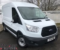 USED 2014 14 FORD TRANSIT 290 2.2 155 BHP L2 H2 **85 VANS IN STOCK**