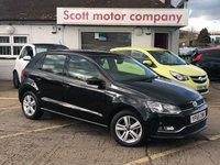 USED 2016 65 VOLKSWAGEN POLO 1.2 Match TSI 5 door