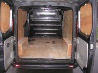USED 2010 60 RENAULT TRAFIC 2.0 SL27 SPORT DCI 115 BHP Van - SOLD SATNAV, Air Con, 68000 miles