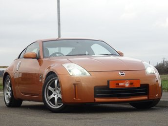 2006 NISSAN 350 Z 3.5 GT V6 3d 297 BHP LEMANS ORANGE £7950.00