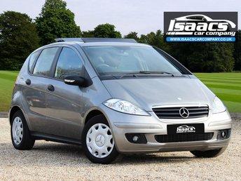 2007 MERCEDES-BENZ A 150 CLASSIC SE CVT £2750.00