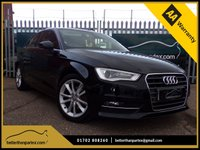 USED 2012 62 AUDI A3 2.0 TDI SPORT 3d 148 BHP SAT NAV LEATHER NEW SHAPE PART EXCHANGE AVAILABLE / ALL CARDS / FINANCE AVAILABLE