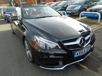 2014 MERCEDES-BENZ E CLASS 3.0 E350 BLUETEC AMG LINE 2d AUTO 255 BHP £17994.00