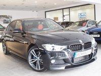 USED 2016 66 BMW 3 SERIES 2.0 320D M SPORT 4d AUTO 188 BHP M PERFROMANCE STYLING+SAT NAV