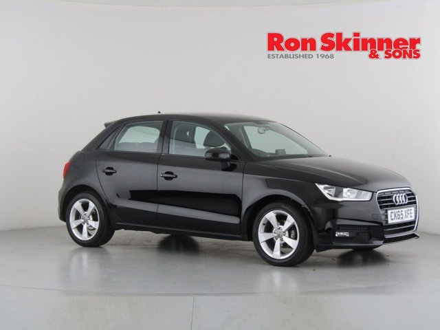 View our 2016 65 AUDI A1 1.0 SPORTBACK TFSI SPORT 5d 93 BHP