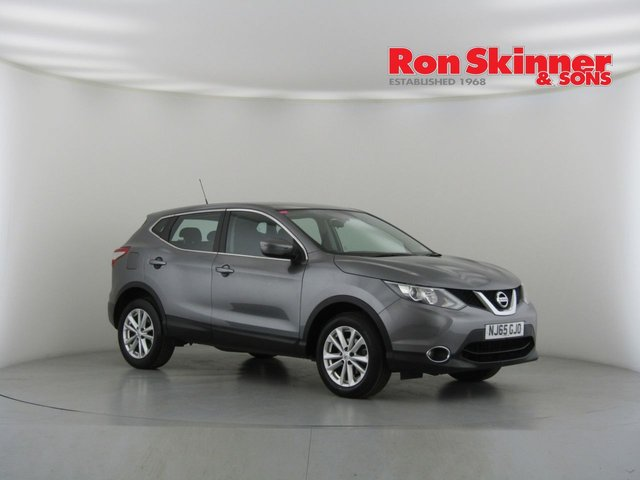View our 2015 65 NISSAN QASHQAI 1.5 DCI ACENTA 5d 108 BHP