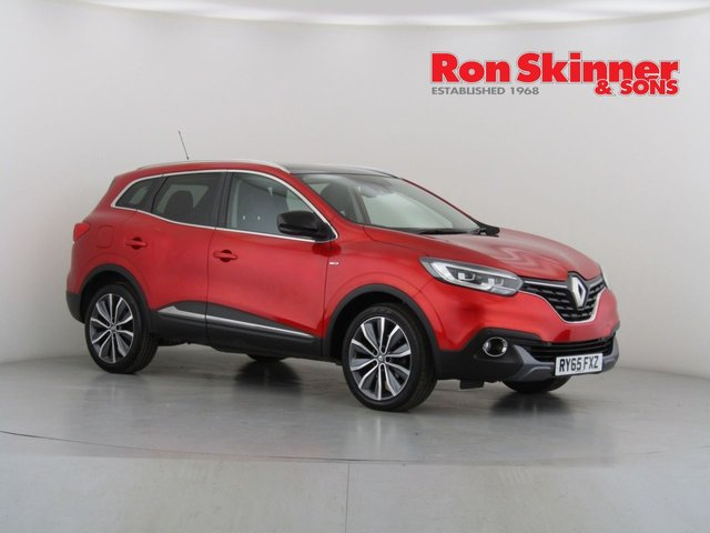 View our 2016 65 RENAULT KADJAR 1.5 SIGNATURE NAV DCI 5d 110 BHP